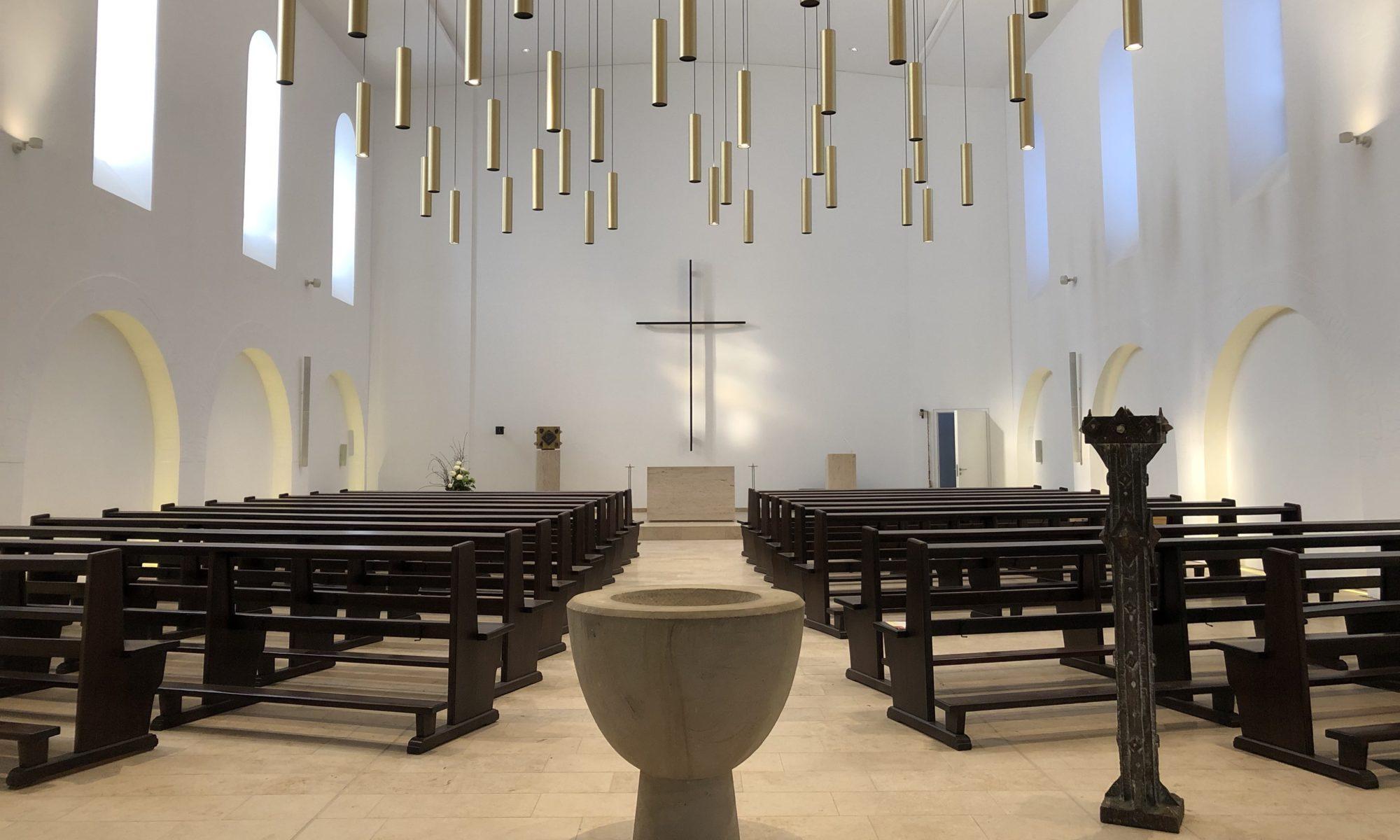 Bauprojekt »Heilig Geist«